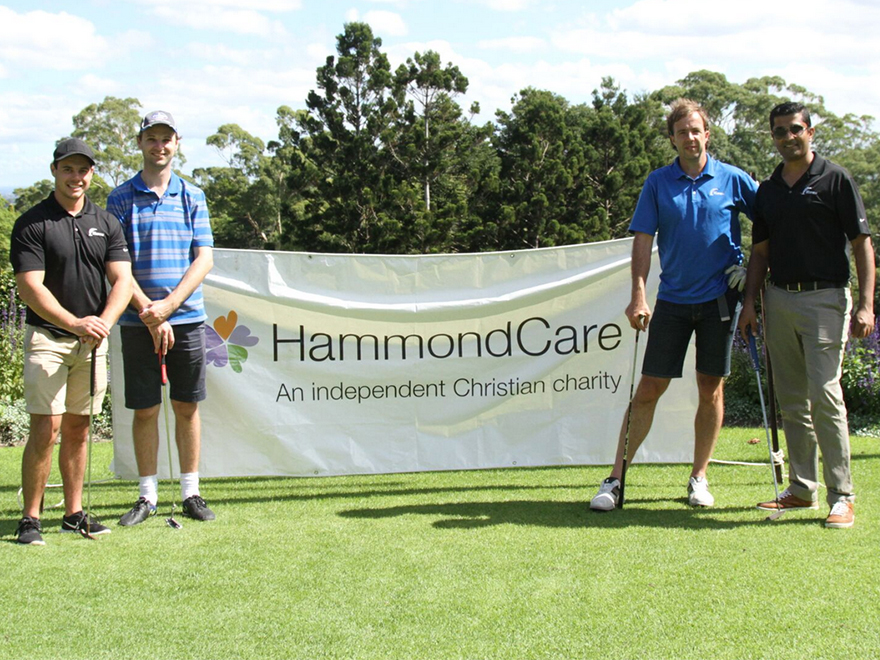 HammondCare Foundation's Annual Golf Day