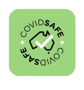 COVID Safe app no white