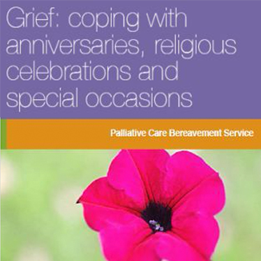 grief coping with special occasions