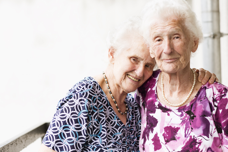 The HammondCare girls were the most caring and compassionate people, whose patience and good humour enabled my mother to stay in her home much longer than it would otherwise have been possible - <b>Daisy </b>