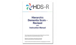 Hierarchic Dementia Scale-Revised (HDS-R) Kit